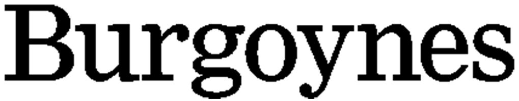 Burgoynes Logo